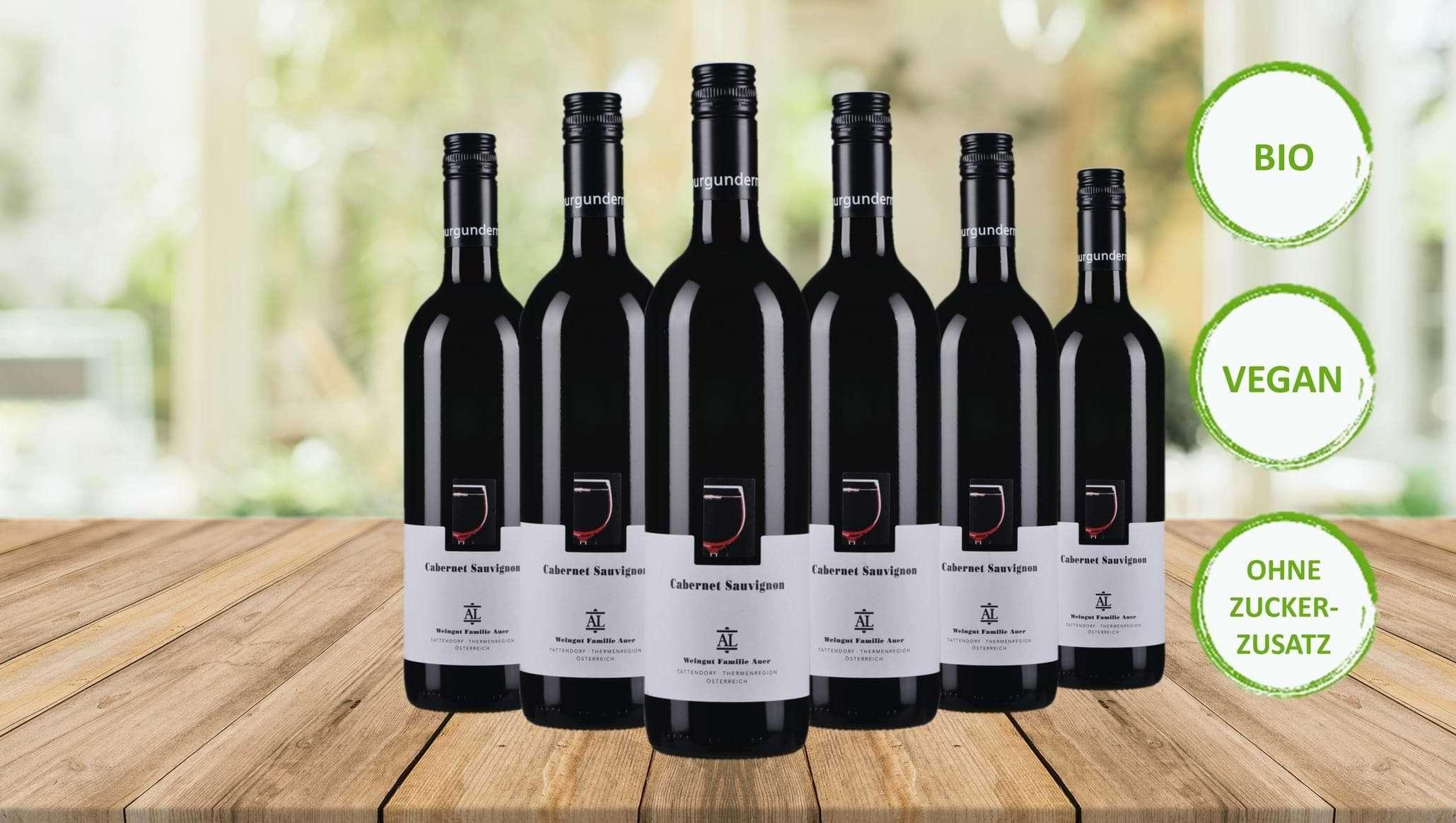 Cabernet Sauvignon Weingut Auer Weinpaket