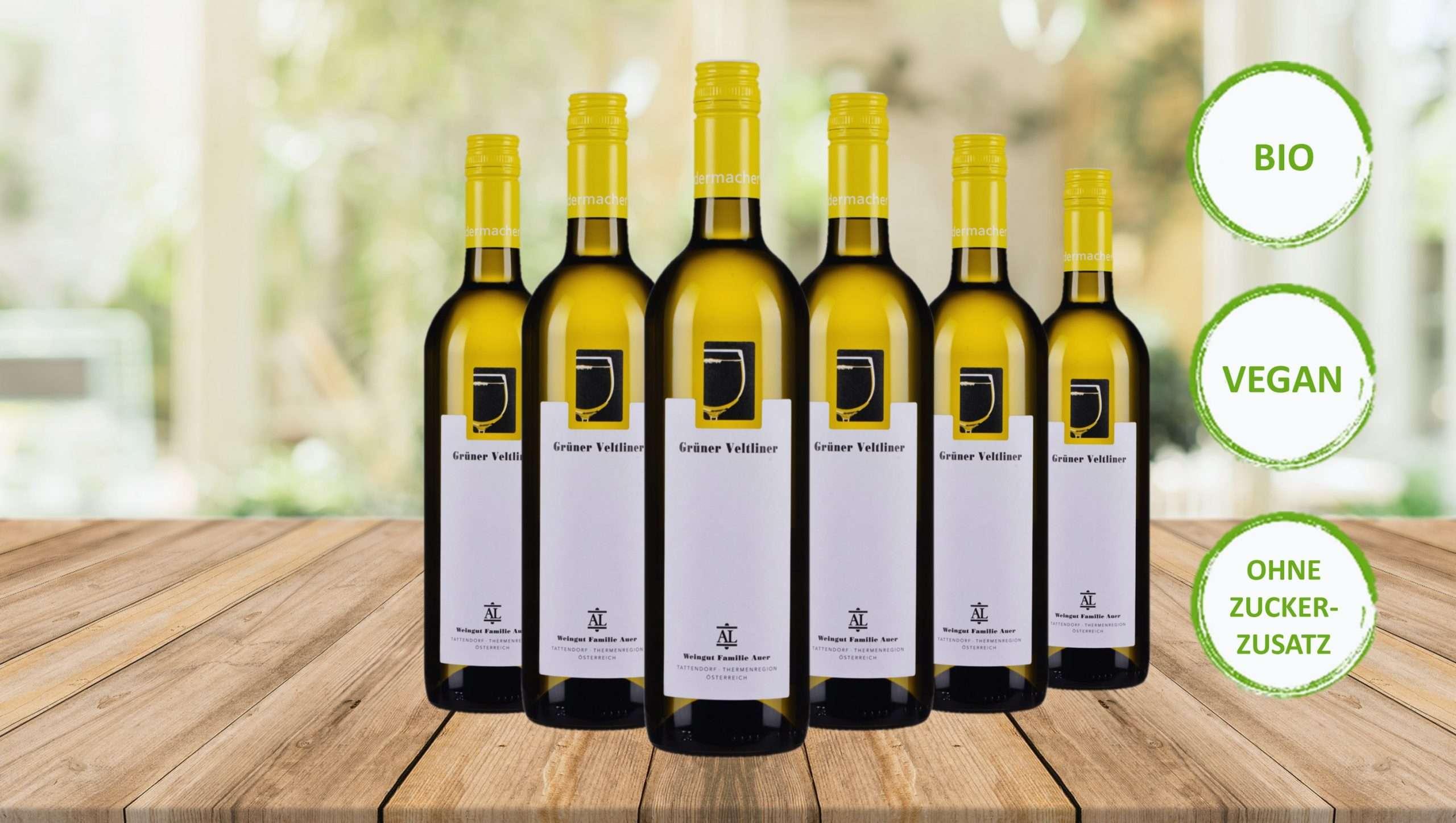 BIO Riesling- Auer - Weinpaket