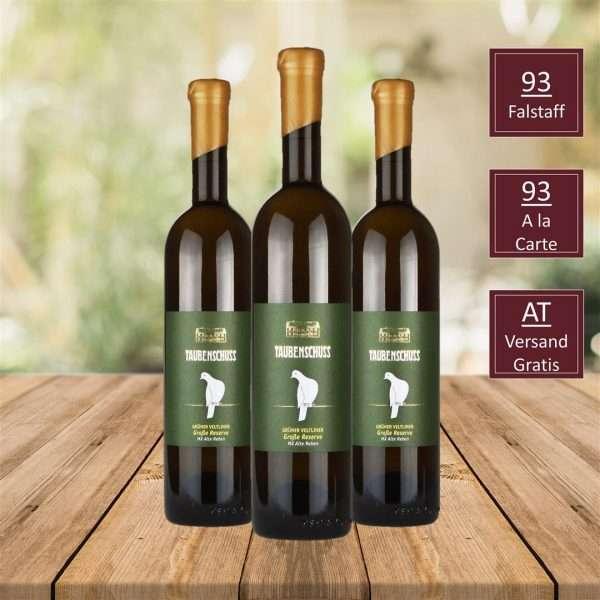 DAC Grüner Veltliner MX Alte Reben, Chardonnay, GRÜNER VELTLINER HERMANNSCHACHerN , SAUVIGNON BLANC RESERVE GRÜNER VELTLINER DAC CLASSIC, Top Wein, DAC Weinviertel, iVino online shop, Weingut Taubenschuss DAC Weingut